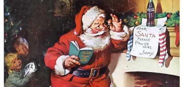 Chi Invento Babbo Natale.Chi Ha Inventato Babbo Natale Storybranding By Carlo Aliverti